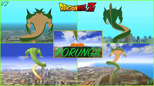 Porunga - Dragon Ball Z