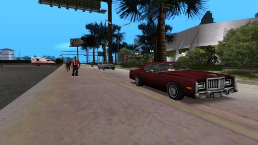 GTA III & Vice City Cars To San Andreas