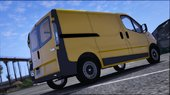 Renault Trafic II.1 Fourgon [Add-On | Extras]