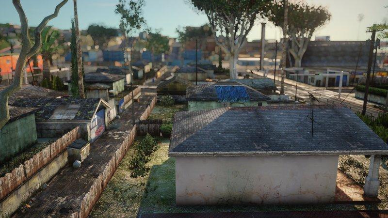 GTA San Andreas Jefferson - Retextured Mod - GTAinside com