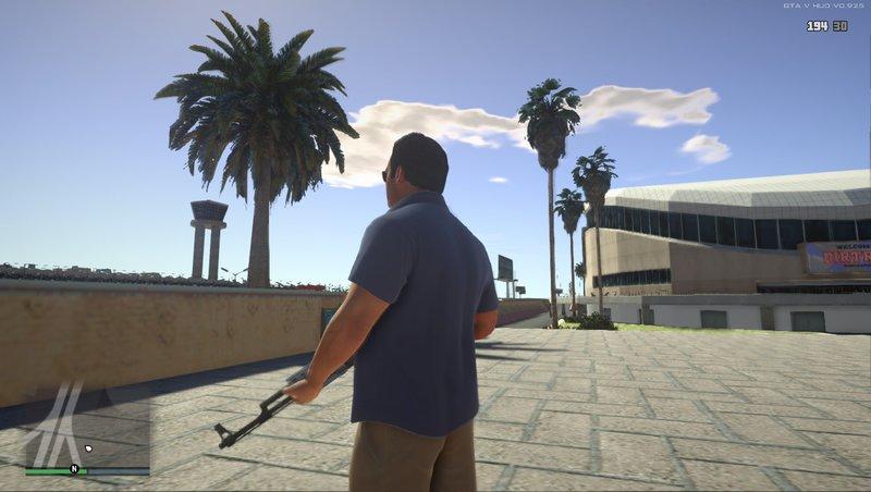 GTA San Andreas V Graphics Mod - GTAinside com