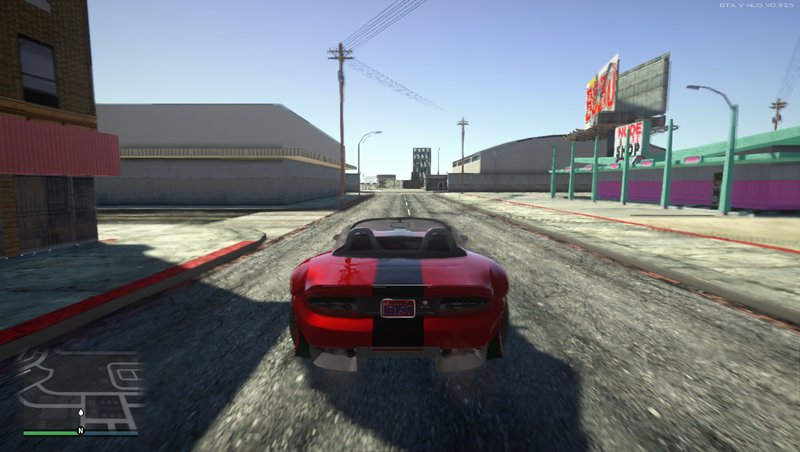 GTA San Andreas V Graphics Mod - GTAinside com