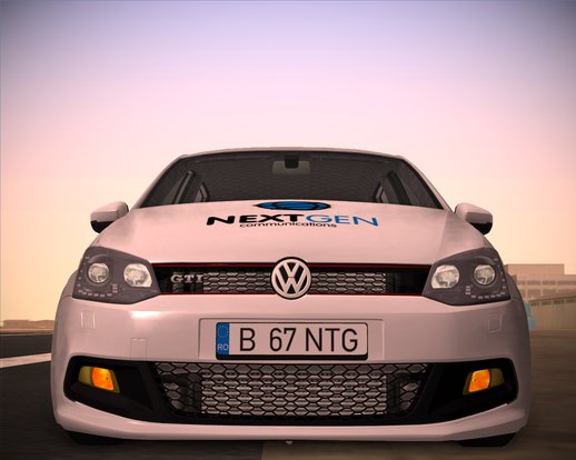 2014 VW Polo GTI - NextGen Communications