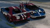 Ford Racing GT Le Mans Racecar