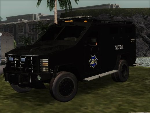 Sfpd Tactical Unit
