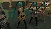 Pack Dolls Hatsune Miku Unique