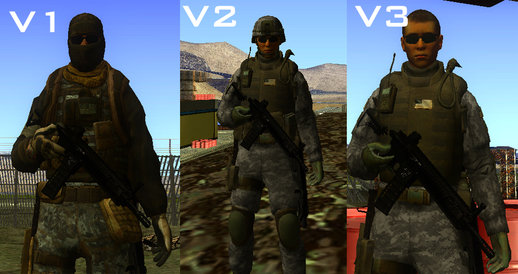 The Damned 33rd Soldiers from Spec Ops: The Line