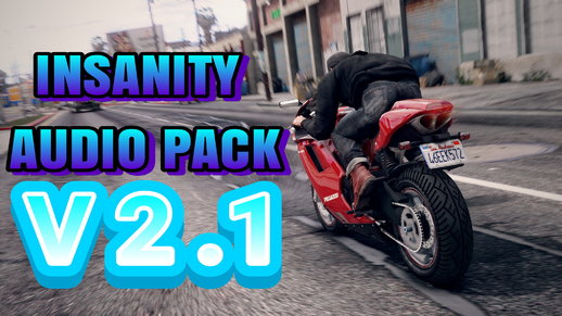 INSANITY Audio Pack V2.1 For Android  (UPDATED)