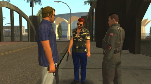 Vercetti gang HD to SA