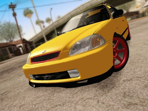 Honda Civic 1998 Edit