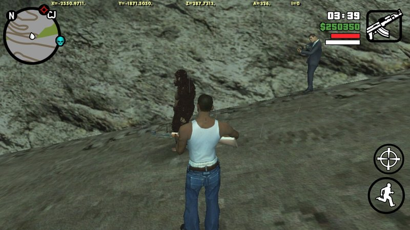 GTA San Andreas Mission Hunting BIGFOOT Mod - GTAinside com