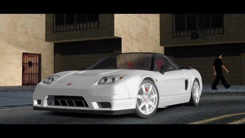 2002 Honda NSX-R | MTA Resources