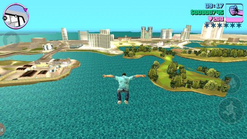 GTA Vice City Parkour Mod GTA Vice City For Android Mod