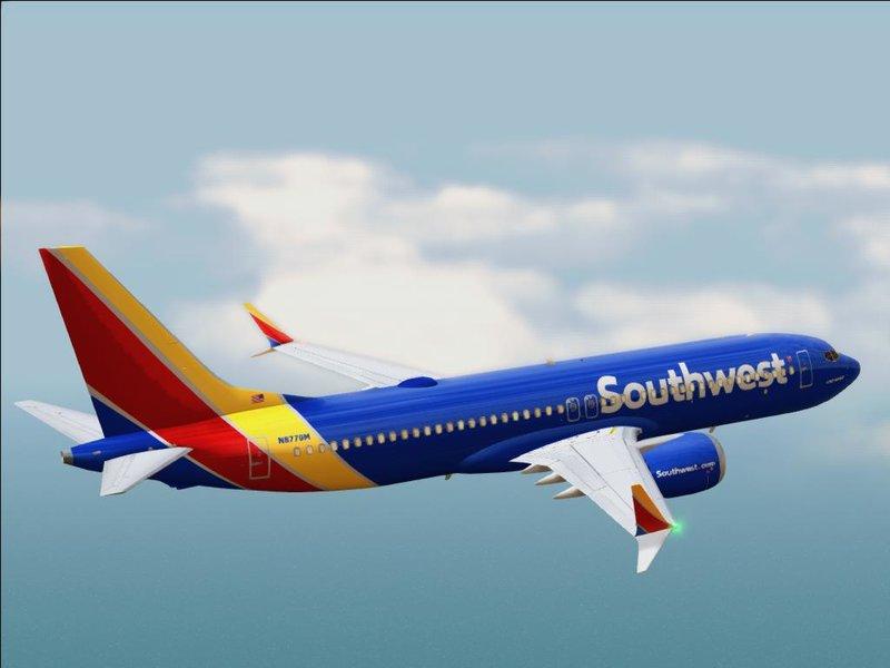 Tenkuu Developers Studio Boeing 737 Max 8