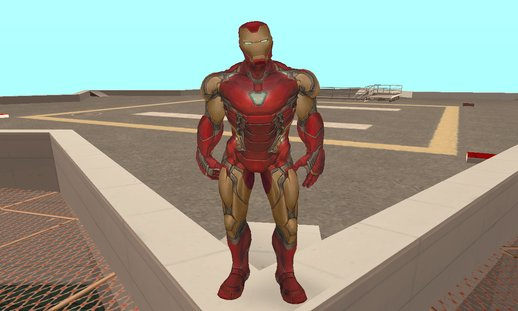 Iron Man MK85 - Avengers EndGame (Future fight )