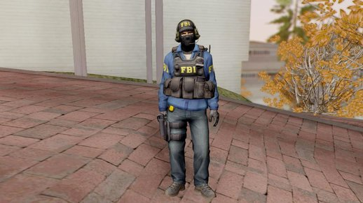 CSGO New FBI Pack