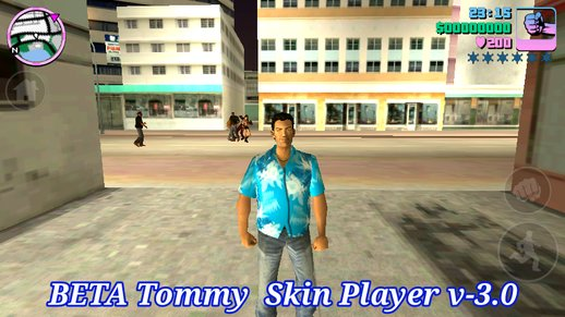 BETA Tommy Skin Player V.3.0  For Android