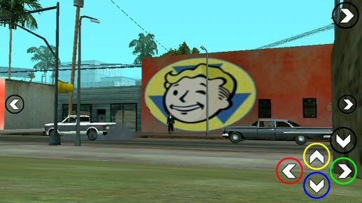 Fallout Shelter Mural for Android