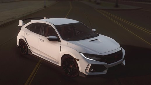 2018 Honda Civic Type-R HQ