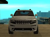 Jeep Grand Cherokee SRT 2014 SA Style