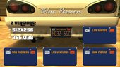 GTA V License Plates to GTA SA (old version)