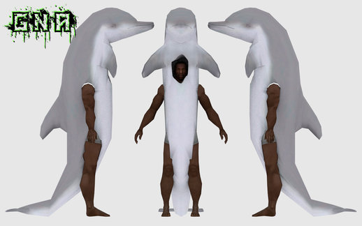 CJ Dolphin Suit (beta)