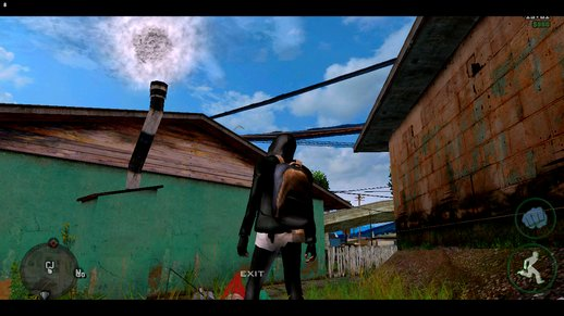 Effect Grove Street Chimney