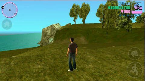 Mountain Map Mod - GTA Vice City - For Android