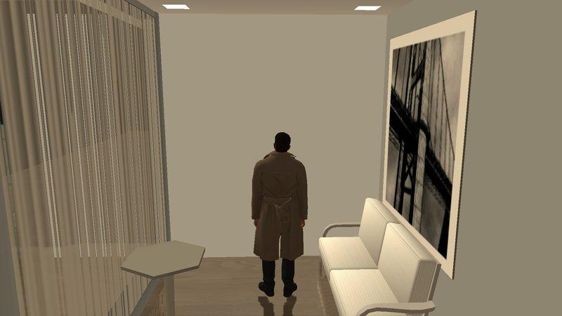 GTA San Andreas Supernatural - Castiel (2.0) Mod