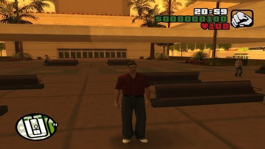 GTA San Andreas GTA San Andreas Stories (ESP) V2 0 Mod