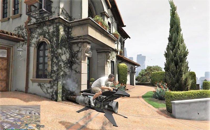 GTA 5 PEGASSI OPPRESSOR MK II FOR SP ('After Hours' DLC