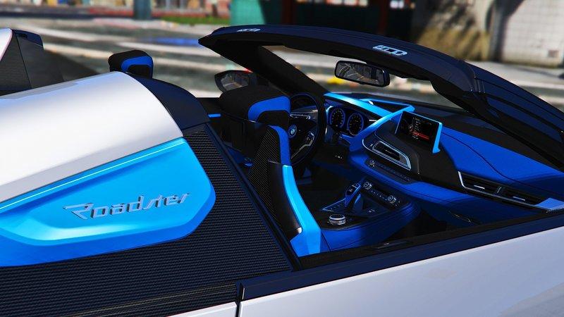 GTA 5 BMW I8 Roadster AC Schnitzer [Add-On/OIV] Mod