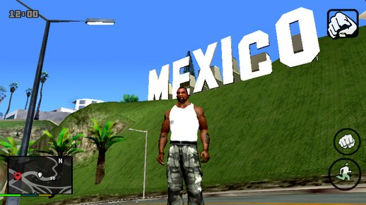 Mexico Sign (Android)