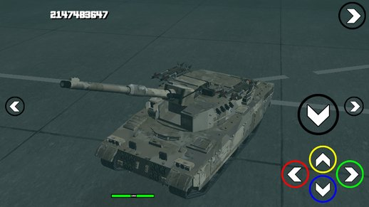 GTA V Rhino Tank Dff Only