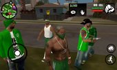 Fourth New Member For Grove Street for Mobile