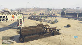 Sandy Shores Airstrip Race Track