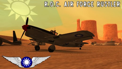 R.O.C. Air Force Rustler