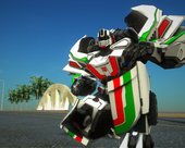 Transformers Online - Wheeljack