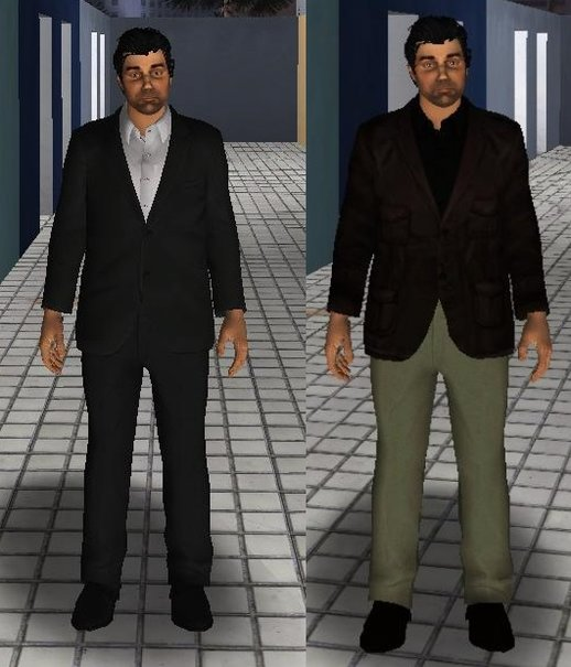 Toni Cipriani HD From Liberty City Stories