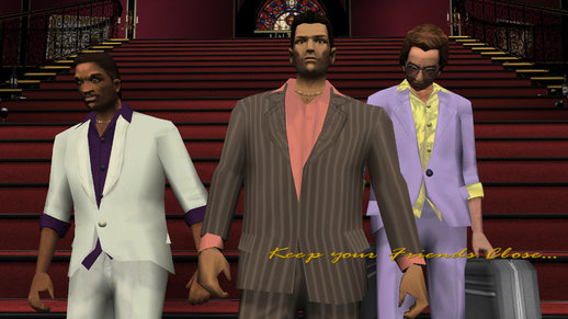 Fixed Mr. Vercetti Cutscene Outfit