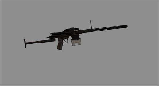 COD WW2 - MG-81 Machine Gun