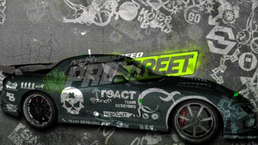 Mazda RX-7 FD3S -R3ACT Team Sessions-