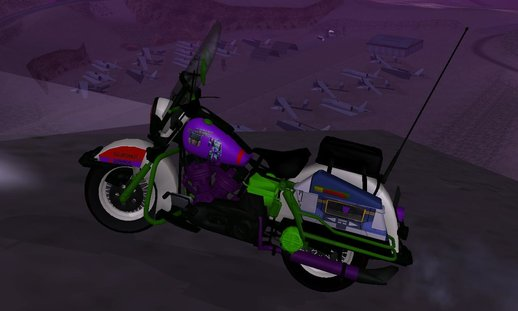 Soundwave Motorcycle