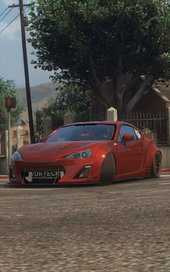 Toyota GT86 Liberty Walk