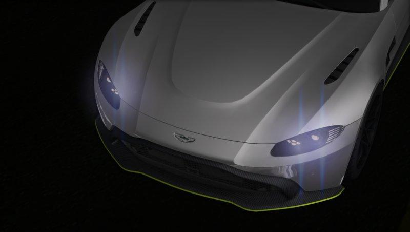 Gta San Andreas 2019 Aston Martin Vantage 59 Mod Gtainside Com