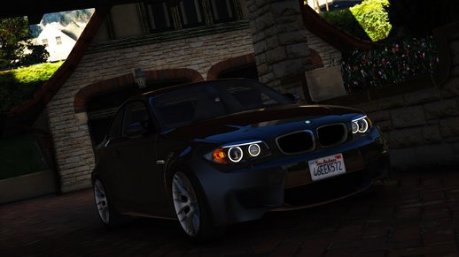 BMW 1M Coupe (Remake) [Replace | HQ]