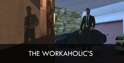 GTA Online Skin Pack #7 The Workaholic's