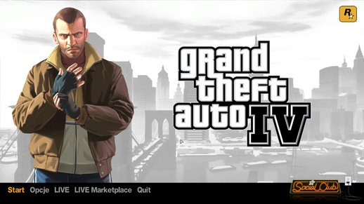 GTA IV Polish Language