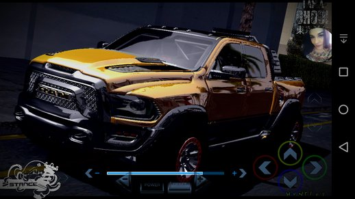 Gta San Andreas Dodge Ram Rebel Trx Concept 2020 Only Dff Mod