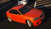 BMW 1M Coupe (Remake) [Replace]